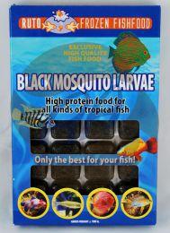 Zwarte Muggenlarven Blister 100 Gram New Line