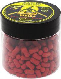 Senshi Baits dumbells Bloody red pancake 4 mm