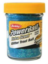 Berkley powerbait blauw