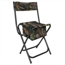 Camouflage Vis stoel