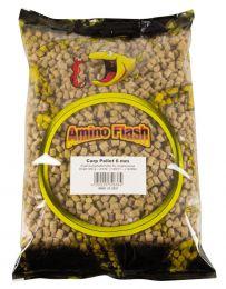 Amino flash karper pellets 6 mm