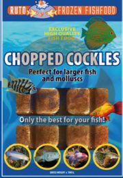 Chopped Cockles 100 Gram 24 Cube New
