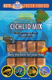 Cichlide Mix Blister 100 Gram voor alle soorten cichliden