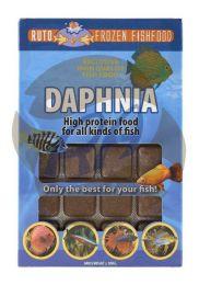 daphnia allorund visvoer