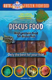 Discusfood Blister100 Gram 20 Cube New Line