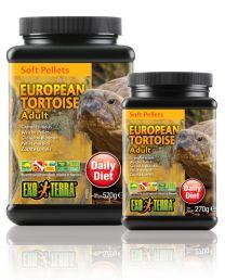 Exo Terra European Tortoise Pellets Adult 270 gram
