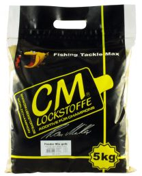 Fishing tackle max/ CM lockstoffe feeder geel lokvoer