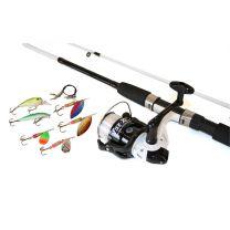 FISH Xpro spinner set complete set