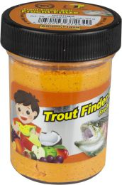 TFT Trout finder bait DRIJVEND Fruitsmaak Oranje