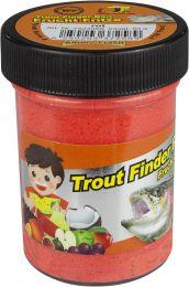 TFT Trout finder bait DRIJVEND Fruitsmaak Rood