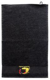 FTM Handdoek zwart