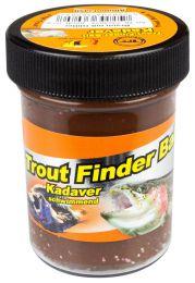 TFT Trout finder Bait Kadaver Bruin