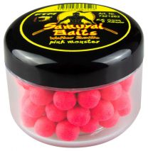 samurai pink monstercrab mini boilies
