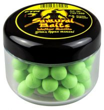 Samurai baits Wafter Mini boilies Green Lipped Mussel