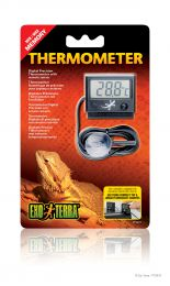 Exo Terra Digitale Precisie  thermometer