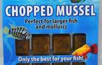 Chopped Mussel Blister voor grotere vissen