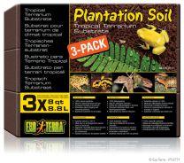 Exo Terra Plantation Soil 3 blokken