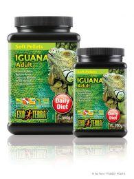 Exo Terra Iguana Soft Pellets Adult 260 gram