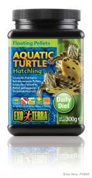 Exo Terra Aquatic Turtle Pellets Hatchling 300 gram