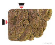 Exo Terra Magnetisch drijvende Turtle Bank Small