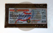 Rode Muggen Larven 1000 Gram Flatpack