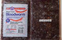 Rode Muggen Larven 100 Gram Flatpack