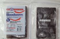 Rode Muggenlarven Choco 100 Gram