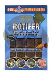 Rotifer Blister 100 Gram 24 Cube New Line