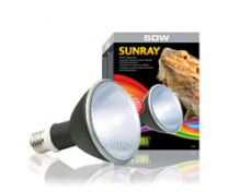 Exo Terra Sunray Metal Hide lamp 50 watt