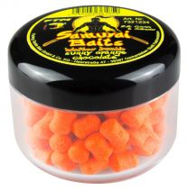 Samurai Baits Wafter Dumbells Sunny Orange Chocolate