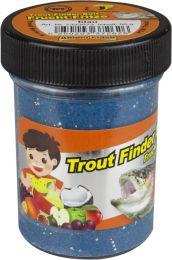 Trout finder bait blauw fruitsmaak