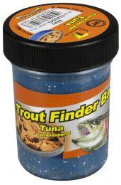 TFT Trout finder bait DRIJVEND Tonijn Blauw