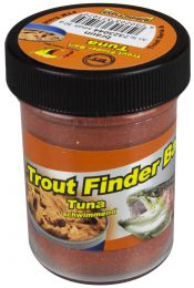 TFT Trout finder bait DRIJVEND Tonijn Bruin