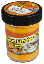 TFT Trout finder bait DRIJVEND Tonijn Oranje