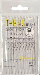 TFT Onderlijnen T-Rex Maat 8/ 0.14mm Deeg