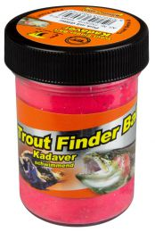 TFT Trout finder Bait Kadaver Roze