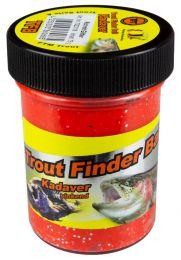 TFT Trout finder Bait Kadaver ZINKEND Rood