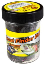 TFT Trout finder Bait Kadaver ZINKEND Zwart/Wit
