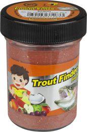 TFT Trout finder bait DRIJVEND Fruitsmaak Bruin