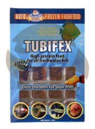 Tubifex Blister 100 Gram 24 Cube New Line