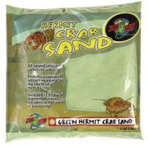 Zoo Med Hermit Crab Sand Wit 900 Gram