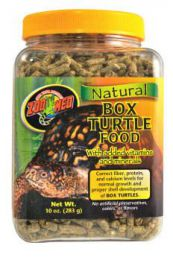 Zoo Med Natural Box Turtle Food 283 Gram