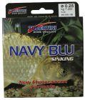 Tubertini Navy blue sinking vis lijn