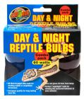 Zoo Med Day & Night Reptile Bulb Combo